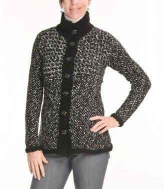 Hudson Nomadic Traders Apropos Tweed Sweater (For Women)