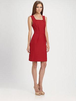 BCBGMAXAZRIA Evelynn Sheath Dress