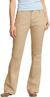 Old Navy The Sweetheart Everyday Boot-Cut Khakis