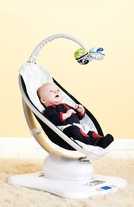 4 Moms 4moms 'Plush mamaRoo' Bouncer Seat (Infant)