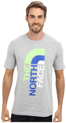 The North Face S/S Logo TriVert Tee