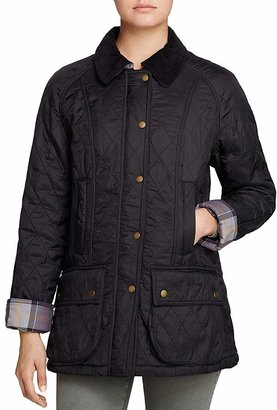 Barbour Jacket - Beadnell Polar Quilted $275 thestylecure.com