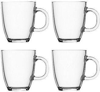 Bodum Bistro 4-pc. Glass Mug Set