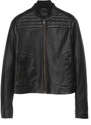 Rag and Bone Logan Leather Jacket