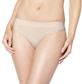 Gilligan & O'Malley® Women's Seamless Thong - Assorted Colors