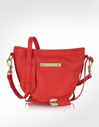 McQ by Alexander McQueen Genuine Leather Shoulder Bag