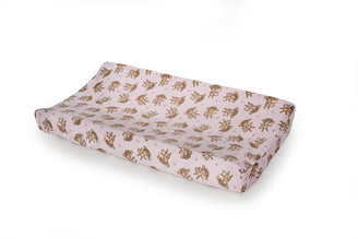Kids Line Carter's Changing Pad Cover - Girl Monkey