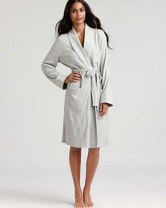 Lauren Ralph Lauren Quilted Collar & Cuffs Short Robe $69 thestylecure.com