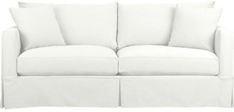 Crate & Barrel Willow Queen Sleeper Sofa