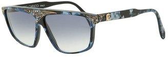 Roberto Capucci Vintage Vitnage diamante detail sunglasses