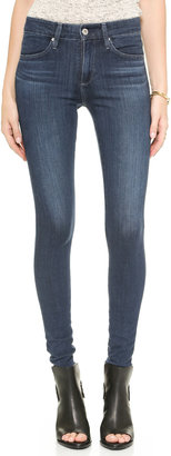 AG Farrah Skinny Countour 360 Jeans $198 thestylecure.com