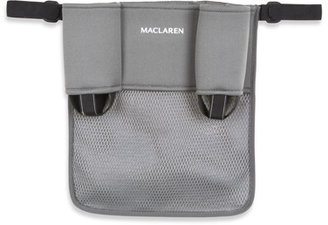 Maclaren Universal Organizer for Single Strollers - Charcoal