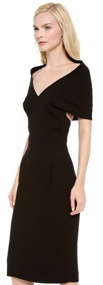 Jean Paul Gaultier Sleeveless Hooded Sweater Dress