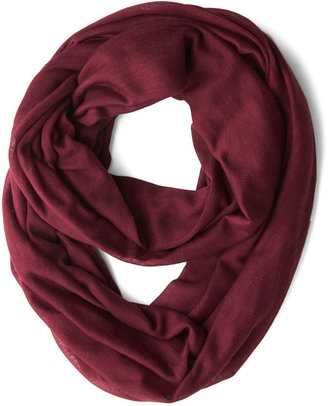Come Full Circle Scarf in Burgundy