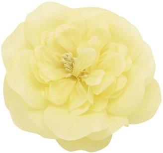 Karina Yellow Flower Salon Clip