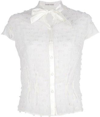 Tsumori Chisato bow blouse