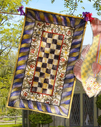 Mackenzie Childs MacKenzie-Childs Courtly Check Rug