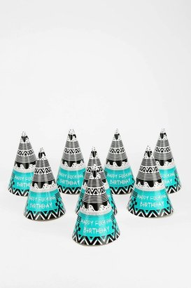 Urban Outfitters Party Hat - Set Of 8