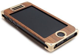 EXOvault EXO16 iPhone 5 Brass Pau Ferro
