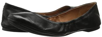Lucky Brand Emmie (Bright White) Women's Flat Shoes