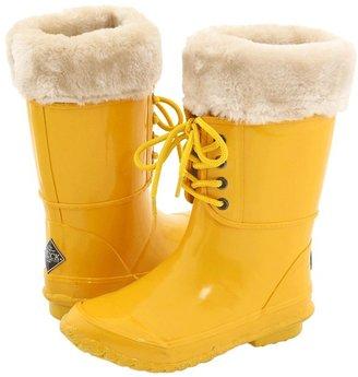 The Original Muck Boot Company Dove (Toddler/Little Kid/Big Kid) (Yellow) - Footwear