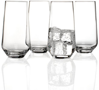Hotel Collection Set of 4 Highball Glasses