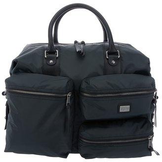 Dolce & Gabbana pocketed travel bag