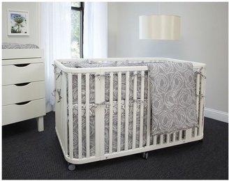 Argington Crib Quilt - Spots