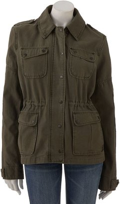 Levi's military anorak jacket