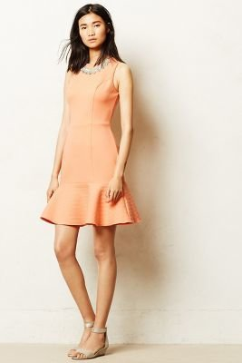 Anthropologie Maeve Peachtree Dress