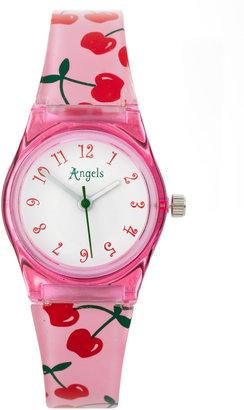 Accessorize Cherry Print Watch