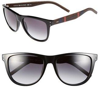 Tommy Hilfiger 60mm Aviator Sunglasses