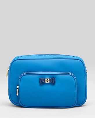 Tory Burch Cosmetic Case - Bow Twin