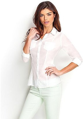 GUESS Classic Long-Sleeve Shirt