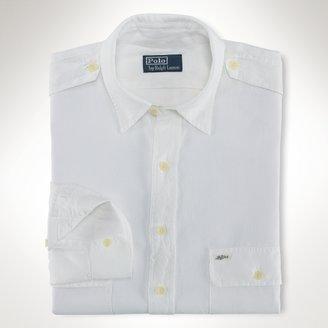 Polo Ralph Lauren Big & Tall Classic Linen-Blend Military