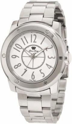 Glam Rock Women's GR50008 Aqua Rock Dial Stainless Steel Watch