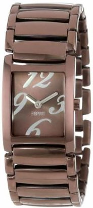 ESPRIT Women's ES103722003 Classic Fashion Analog Wrist Watch $115 thestylecure.com
