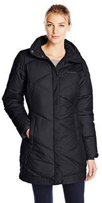 Columbia Women's Snow Eclipse Mid Jacket $175 thestylecure.com