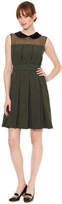 Raoul Ana Collar Dress