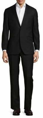 English Laundry Two-Button Wool Slim-Fit Suit