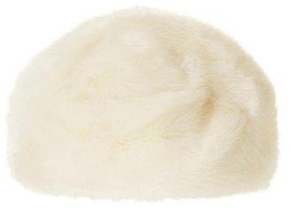 Topshop Faux Fur Cap