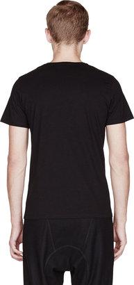 Diesel Black Perfettohorse Print T-Shirt