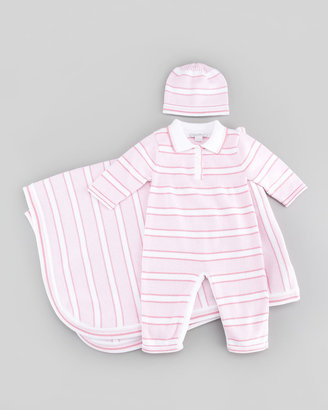 Kissy Kissy Girls' Legend Stripe Playsuit