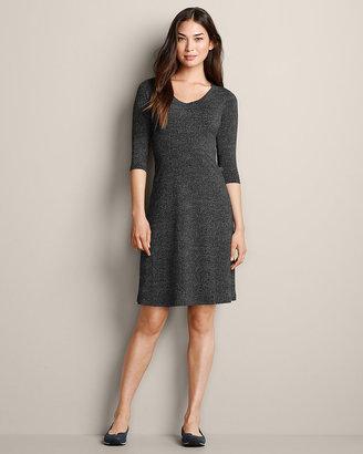 Eddie Bauer Women's 3/4-Sleeve Lily Balance Dress