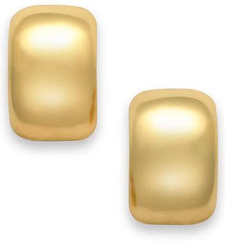 Charter Club Gold-Tone Drop Earrings