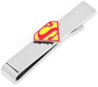 DC Comics Enamel Superman Shield Tie Bar