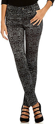 Vince Camuto TWO by Jacquard Skinny Jeans
