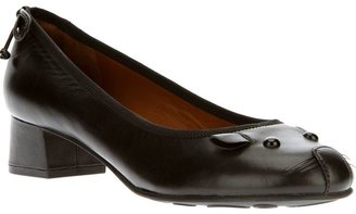 Marc by Marc Jacobs mouse face pumps