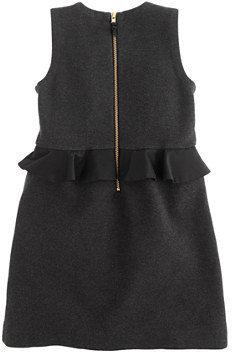J.Crew Girls' peplum dress