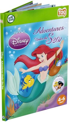 Leapfrog Tag Activity Storybook Disney Princess - Adventures Under the Sea